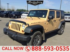 2013 Jeep Wrangler Unlimited 4WD UNLIMTED RUBICON