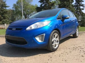 2011 Ford Fiesta, SES-PKG, AUTO, FULLY LOADED, COLD A/C, 153K