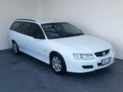 2006 Holden Commodore VZ MY06 Executive White 4 Speed Automatic Wagon Mount Gambier Grant Area Preview