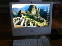 20-inch iMac OS X 10.5.8 Watch|Share |Print|Report Ad