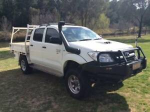Toyota Hilux SR Dual Cab Yass Yass Valley Preview