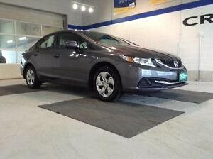 2015 Honda Civic Sedan LX *Remote Start, Auto*