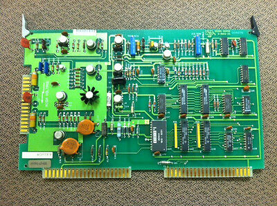 Agilent Hp 5970 Msd Grey Tab Board