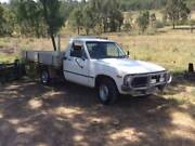 1979 Toyota Hilux 2WD Ute, Suit mazda datsun nissan ford holden Toowoomba Toowoomba City Preview