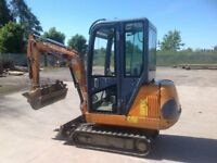 ***2009 HANIX H/53 PLUS - 1.5t MINI DIGGER - LOW WORKING HOURS***