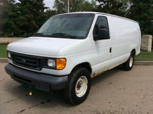 2006 Ford Econoline E250, AUTO, RUND AND DRIVES GOOD!!!
