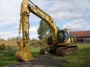 2003 Komatsu PC300 Excavator