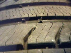 Winter Michelin pilot alpin tires