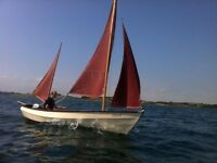DRASCOMBE LUGGER LOVELY CONDITION GREAT VALUE £5800