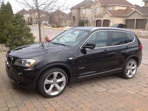 MAGS BMW X3 20""