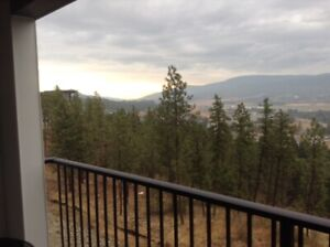 2 Queen Bed 2 Bath Kelowna U3 Condo May to Aug 30, 2019 View