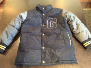 GAP Winter Jacket Size S (6-7). Selling for $20.00