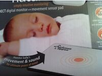 baby monitor.. tommy tippee.. new unused .. boxed