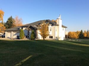 Executive Walk-out Bi-Level on 10.35 Acres New Listing!