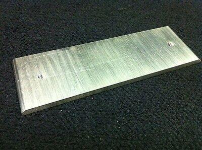 Belt Grinder Flat Platen For 2x72 Knife Making Grinder A2 Tool Steel 2