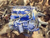 MAN L 2000 engine
