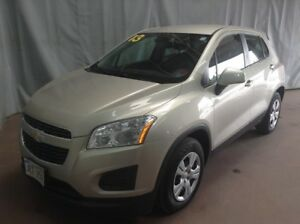 2013 Chevrolet Trax LS 1 Owner Low KMS