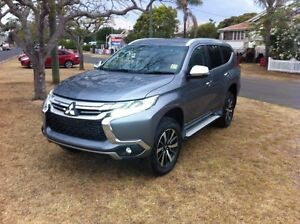 2016 Mitsubishi Pajero Sport QE GLX (4x4) Titanium Silver 8 Speed Automatic Wagon Gatton Lockyer Valley Preview