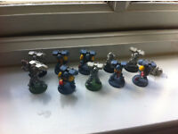 40K Metal Space Wolves job lot