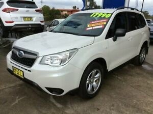2014 Subaru Forester MY14 2.5I Continuous Variable Wagon Taree Greater Taree Area Preview