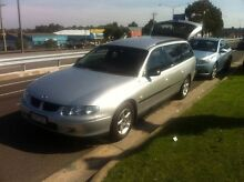 2001 Holden Commodore VX Executive 4 Speed Automatic Wagon Dandenong North Greater Dandenong Preview