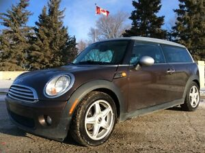 2008 Mini Clubman, 6/SPD, LOADED, LEATHER, ROOF, $6,500