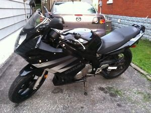 Suzuki GS500f - as is