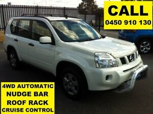 2010 Nissan X-Trail T31 MY10 ST (4x4) White Diamond 6 Speed CVT Auto Sequential Wagon Ellenbrook Swan Area Preview