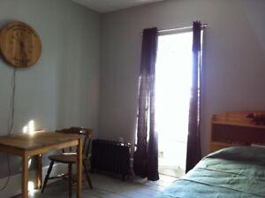 Furnished Room for Rent, downtown Brockville