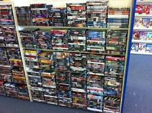 DVD / Books Shelves Northbridge Willoughby Area Preview