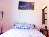 100% Furnished room Ideal for students and professionals