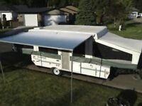 Tente-roulotte Rockwood Freedom 2290 -Prête à camper