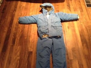 MEC toaster snowsuit size 8 ($55 fast pick up by weekend)
