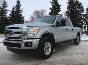 2012 Ford F250, XLT, HD, AUTO, 4X4, ALL SERVICE RECORDS, $18,500