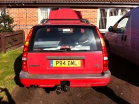 Volvo 850 Petrol - Tow Bar Fitted