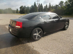 2010 dodge charger V6 power window and locks