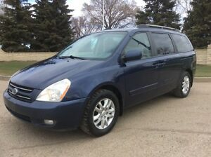 2006 Kia Sedona, EXL-Pkg, LEATHER, ROOF, $5,700