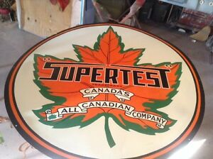 WANTED TO BUY: SUPERTEST PORCELAIN SIGNS
