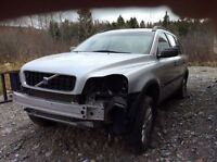 2003 Volvo XC 90 for parts or trade