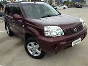2006 Nissan X-Trail T30 MY06 ST-S X-Treme (4x4) Maroon 4 Speed Automatic Wagon Morayfield Caboolture Area Preview