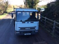 2000 ford euro cargo light - breaking for parts spares