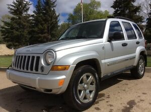 2007 Jeep Liberty, SPORT-PKG, AUTO, 4X4, LOADED, $5,700