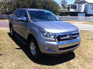 2016 Ford Ranger PX MkII XLT 3.2 (4x4) Aluminium 6 Speed Automatic Dual Cab Utility Gatton Lockyer Valley Preview