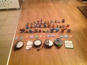 A big lot of Skylanders. AVAILABLE