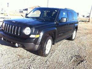 2012 Jeep Patriot Sport SUV, Crossover