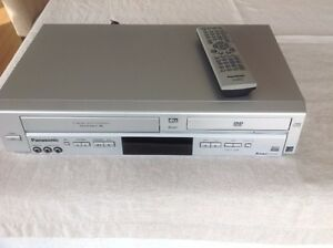 Enregistreur DVD/VHS Panasonic