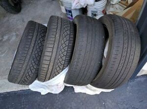 All season Tires for sale 215 55 17-Buy 2 get 2 free