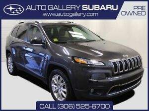 2016 Jeep Cherokee LIMITED | AWD | V6 | FULLY LOADED | EXCELLENT