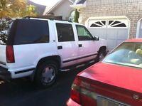 SORRY SOLD **** 1999 Chevrolet Tahoe LT SUV