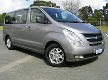 2012 Hyundai iMAX MY12 tq-w Silver 5 Speed Automatic Wagon Gosnells Gosnells Area Preview